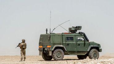 Les 120 LYNX blindés de l'armée hors service, certaines  missions sont suspendues