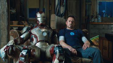 """En plus de dominer 2013, """"Iron Man 3"""" a également effectué la cinquième meilleure performance de l'histoire du box-office mondial"""
