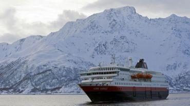 Au moins 33 membres d'équipage testés positifs au coronavirus sur un bateau de croisière en Norvège