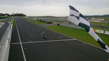 Le circuit de Mettet a été inauguré en mars 2010
