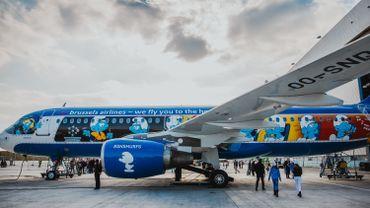 L'Aérosmurf a été présenté aujourd'hui.