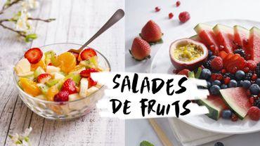 Salades de fruits, jolies, jolies, jolies !