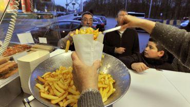 La Ville de Bruxelles lance un concours pour remettre à neuf ses fritkots