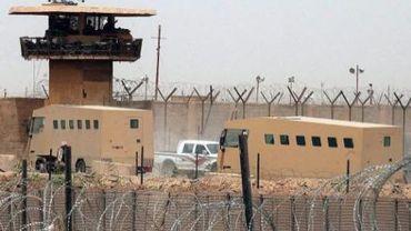 La prison d'Abou Graib, cible d'une attaque meurtrière (photo d'archive)