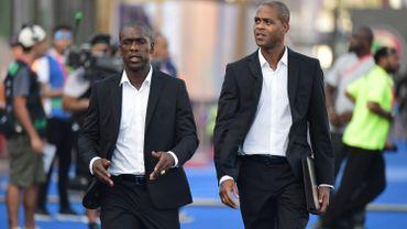 Seedorf et Kluivert limogés par le Cameroun après le fiasco de la CAN