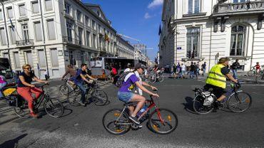 Le retour très attendu du dimanche sans voiture à Bruxelles ce 22 septembre