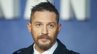 """Tom Hardy sera le 19 juillet à l'affiche du nouveau film de Christopher Nolan """"Dunkerque"""""""