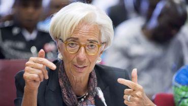 Christine Lagarde: la crise des migrants menace la survie de l'espace Schengen