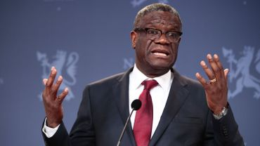 Denis Mukwege fait l'objet de menaces.