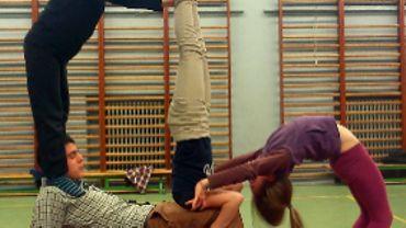 Au Cirque du Doudou (Mons), on fait du cirque en famille le mardi