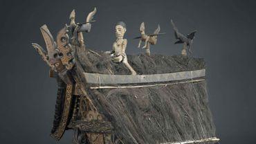Europalia Indonesia: l'exposition Ancestors & Rituals s'est ouverte au Bozar à Bruxelles