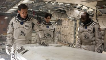 """""""Interstellar"""" a la particularité d'avoir été tourné sur pellicule car le réalisateur Christopher Nolan est un ardent défenseur du film argentique"""