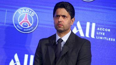 """Nasser Al-Khelaifi mis en examen pour """"corruption active"""""""