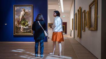 A l'occasion de cette réouverture, le Louvre, les musées d'Orsay, Picasso ou Rodin ont également fait des dépôts ou des prêts exceptionnels.