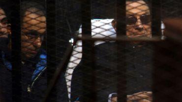 Moubarak blanchi en Egypte: le procureur va faire appel