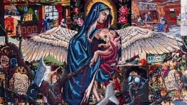 La Vierge, par Lucien Murat