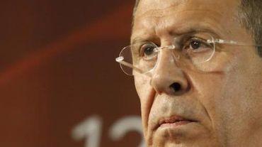 Sergeï Lavrov craint une guerre civile en Ukraine