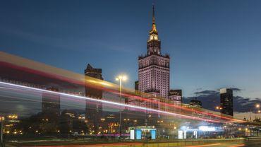 Centre de Varsovie (image d'illustration)