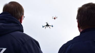 Les drones ne pourront plus survoler les réserves naturelles wallonnes
