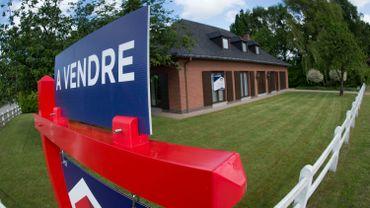Le prix moyen d'une maison en Wallonie a augmenté de 2,8%