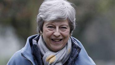 """Theresa May: """"un accord entre gouvernement et opposition nécessitera des compromis des deux côtés"""""""