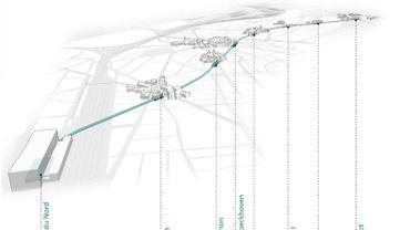 """Extension du métro nord : """" il y a une sorte de conflit d'intérêt à la base du projet """""""