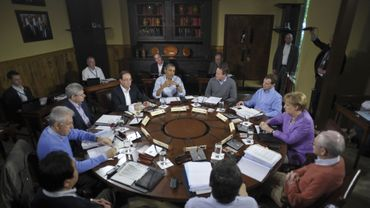 G8: la crise de la dette et le nucléaire iranien au menu de ce samedi