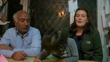 La petite fille adoptée ne peut pas venir en Belgique