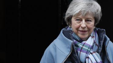 Theresa May veut rouvrir l'accord de divorce avec l'UE
