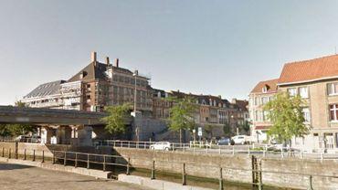 23 ou 27 mètres de largeur à hauteur du quai Saint-Brice?  La question va faire l'objet d'une expertise
