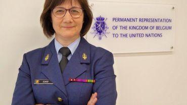 """Lutgardis Claes, nouvelle rectrice de l'Ecole Royale Militaire : """"A 13 ans, je rêvais de travailler sur des F-16"""""""