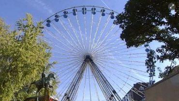 Après 52 jours de présence au cœur de la Cité ardente, c'est la fin de la foire d'octobre à Liège.