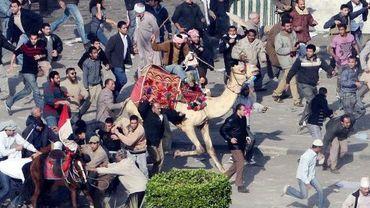 Des caciques de l'ère Moubarak acquittés d'une attaque à dos de chameau