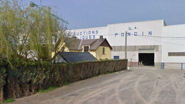 Huy: l'emploi d'une cinquantaine de personnes menacé aux Ateliers Poncin