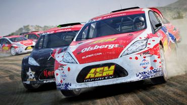 """""""Dirt 4"""" by Codesmasters"""