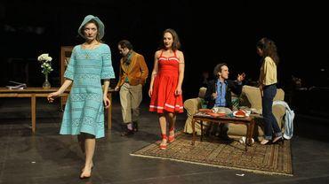 fe   Festival de Liège les Estivants (Gorki) m e s Marie Devroux