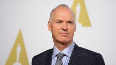 """Michael Keaton est à l'affiche de """"Spotlight"""", qui a remporté l'Oscar du meilleur film en février"""