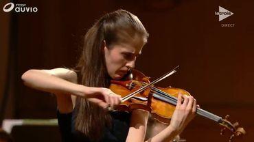 Júlia Pusker en finale