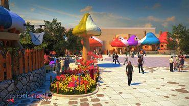 Les Schtroumpfs débarquent à Dubaï et en Malaisie, dans d'énormes parcs à thème