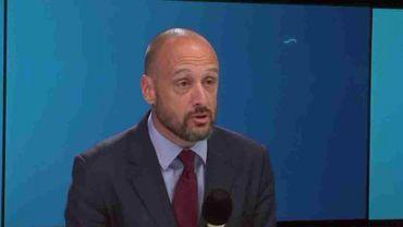 Brian Neubert, porte-parole francophone du département d'État américain