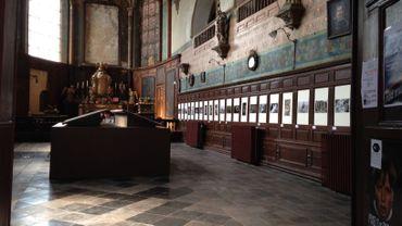 """La Chapelle St-Roch accueille l'exposition """"Oh My God"""" du MADmusée."""