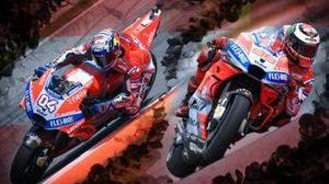 Lorenzo et le nouveau châssis Ducati : essayer c'est l'adopter !
