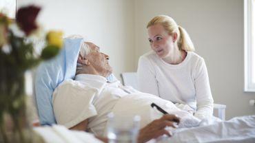 Pouvez-vous rendre visite à une personne hospitalisée comme vous le voulez ?