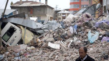 La Turquie est régulièrement victime de séismes.