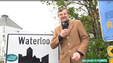 Freddy Tougaux à Waterloo