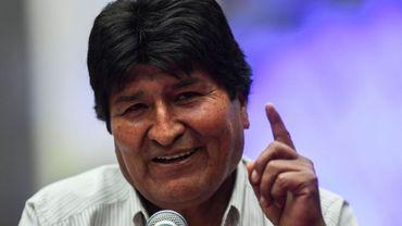 L'ex-président Evo Morales est rentré en Bolivie après un an d'exil