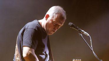 David Gilmour est l'un des membres fondateurs de Pink Floyd