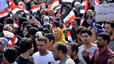 Depuis plus d'un mois, l'Irak fait face à sa plus grave crise sociale.