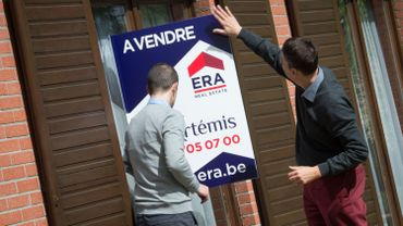 Le prix médian d'une maison en Brabant wallon atteint pour la première fois les 330.000 euros (photo d'illustration).