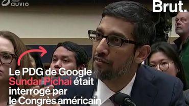 """Le mot-clé """"idiot"""" désormais associé à Donald Trump sur Google"""